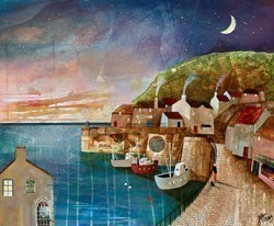 Under the Moonlight by Keith Athay -  sized 24x20 inches. Available from Whitewall Galleries